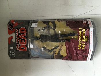 2013 McFarlane Toys The Walking Dead Series 2 Michonnes Pet Zombie Mike Figure #MF-001